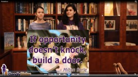 Opportunity: no door needed