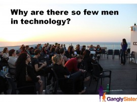 Men in High Tech