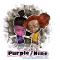 Purple and Nine